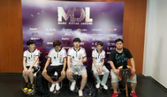 MDL冠军LGD采访:冠军很重要,TI7目标前三名